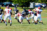 Neshaminy 9th grade vs C.R. South 2015