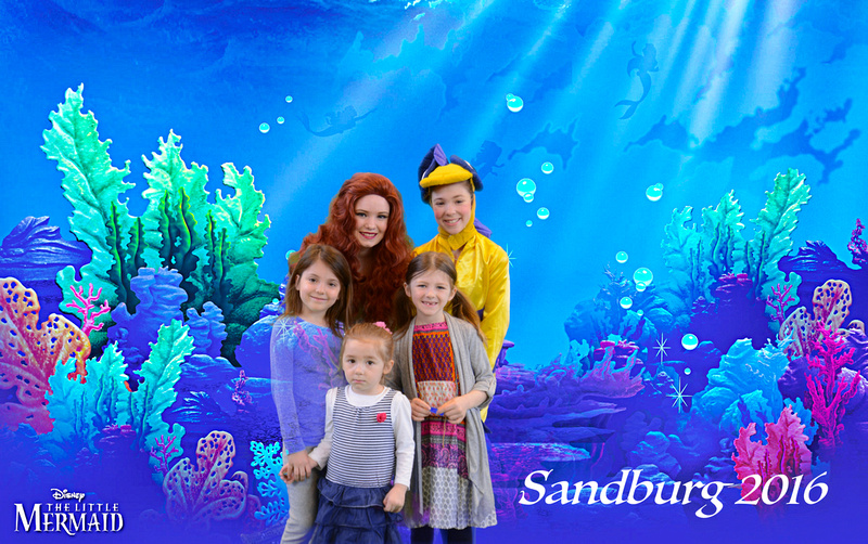 The Edge At Kutztown >> Fred Backhaus Photography | Little Mermaid Breakfast with the Cast 2016