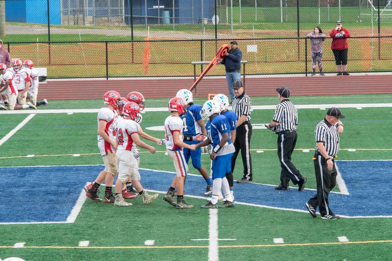 The Edge At Kutztown >> Fred Backhaus Photography | Neshaminy Redskins Freshman Football vs Norristown 2018